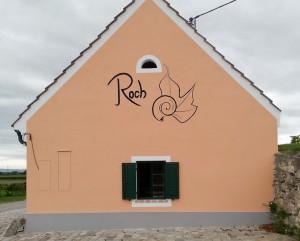 Heurigenlokal des Weingut Roch in der Wora-Kellergasse